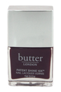 Patent Shine 10X Nail Lacquer - Afters by Butter London for Women - 0.4 oz Nail Lacquer