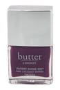 Patent Shine 10X Nail Lacquer - Ace by Butter London for Women - 0.4 oz Nail Lacquer