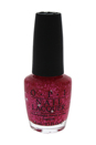 Nail Lacquer # NL A71 On Pinks & Needles by OPI for Women - 0.5 oz Nail Polish