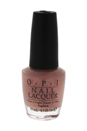 Nail Lacquer # NL N52 Humidi-Tea by OPI for Women - 0.5 oz Nail Polish