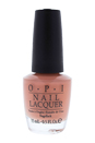 Nail Lacquer # NL V25 A Great Opera-Tunity by OPI for Women - 0.5 oz Nail Polish