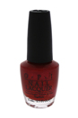 Nail Lacquer # NL V30 Gimme A Lido Kiss by OPI for Women - 0.5 oz Nail Polish