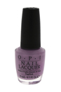 Nail Lacquer # NL V34 Purple Palazzo Pants by OPI for Women - 0.5 oz Nail Polish