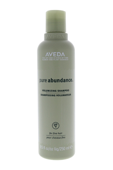 Pure Abundance Volumizing Shampoo by Aveda for Unisex - 8.5 oz Shampoo