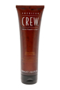 Firm Hold Gel by American Crew for Men - 8.4 oz Gel
