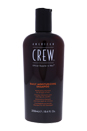 Daily Moisturizing Shampoo by American Crew for Men - 8.45 oz Shampoo