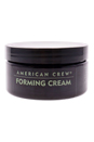 Forming Cream by American Crew for Men - 3 oz Cream