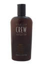 3 In 1 Shampoo and Conditoner and Body Wash by American Crew for Men - 15.2 oz Shampoo & Conditoner