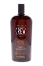 Daily Shampoo by American Crew for Men - 33 oz Shampoo