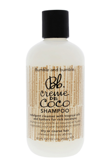 Creme De Coco Shampoo by Bumble and Bumble for Unisex - 8 oz Shampoo
