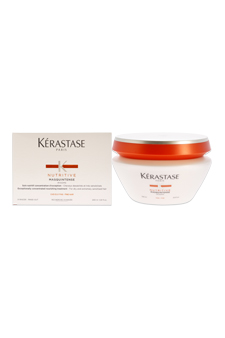 Nutritive Masquintense-fine by Kerastase for Unisex - 6.8 oz Hair Mask