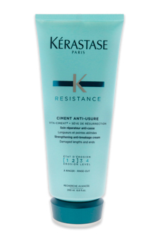 Resistance Ciment Anti-Usure Treatment by Kerastase for Unisex - 6.8 oz Conditioner
