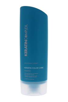 Keratin Complex Color Care Shampoo by Keratin for Unisex - 13.5 oz Shampoo