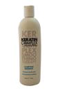Keratin Complex Clarifying Shampoo by Keratin for Unisex - 12 oz Shampoo