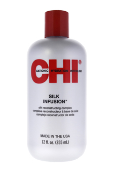 Silk Infusion Silk Reconstructing Complex by CHI for Unisex - 12 oz Reconstructing Complex