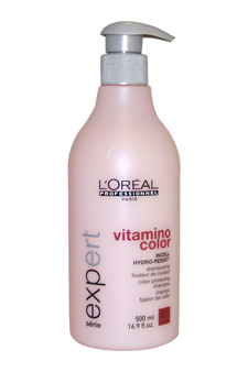 Vitamino Color Shampoo by L'Oreal for Unisex - 16.9 oz Shampoo