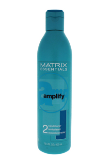 Amplify Volumizing System Conditioner by Matrix for Unisex - 13.5 oz Conditioner