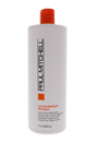 Color Protect Daily Shampoo by Paul Mitchell for Unisex - 33.8 oz Shampoo