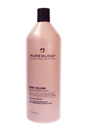 Pure Volume Conditioner by Pureology for Unisex - 33.8 oz Conditioner