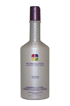 Dandruff Scalp Cure Shampoo by Pureology for Unisex - 10.1 oz Shampoo