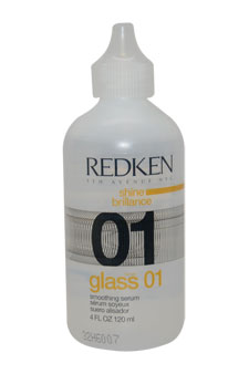 Glass 01 Smoothing Serum for Unisex - 4 oz Serum