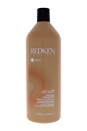All Soft Shampoo by Redken for Unisex - 33 oz Shampoo