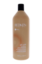 All Soft Conditioner by Redken for Unisex - 33 oz Conditioner
