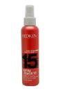 Spray Starch 15 Heat Memory Styler by Redken for Unisex - 5 oz Spray