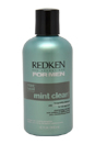 Mint Clean Invigorating Shampoo by Redken for Unisex - 10.1 oz Shampoo
