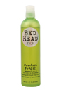 Bed Head Control Freak Shampoo by TIGI for Unisex - 13.5 oz Shampoo
