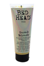 Bed Head Dumb Blonde Conditioner by TIGI for Unisex - 6.76 oz Conditioner