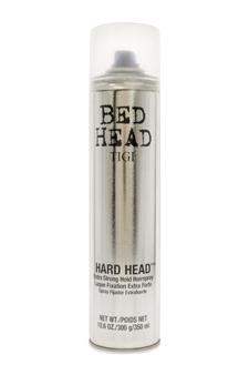 Bed Head Hard Head Spray by TIGI for Unisex - 10 oz Hair Spray