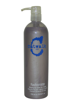 Catwalk Fashionista Shampoo by TIGI for Unisex - 25.36 oz Shampoo