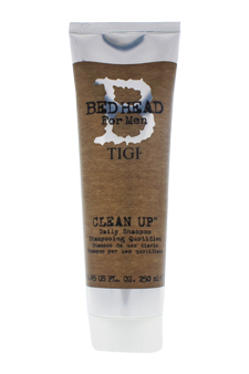 Bed Head B For Men Clean Up Daily Shampoo at Perfume WorldWide