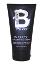 Bed Head B For Men In Check Curl Defining Cream by TIGI for Men - 5.07 oz Cream
