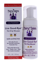Lice Goodbye Nit Removal Kit with Comb by Fairy Tales for Kids - 4 oz Mousse