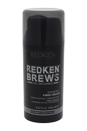 Dishevel Fiber Cream by Redken for Men - 3.4 oz Cream