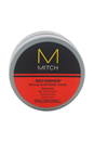 Mitch Reformer Strong Hold/Matte Finish Texturizer by Paul Mitchell for Men - 3 oz Texturizer