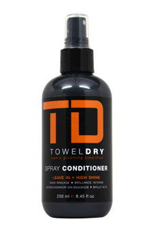 Spray Conditioner by Towel Dry for Men - 8.45 oz Spray