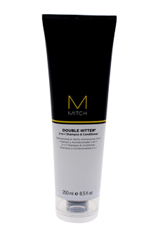 mitch-double-hitter-sulfate-free-2-1-shampoo-conditioner-by-paul-mitchell-for-men-85-oz-shampoo-conditioner