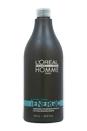 Homme Energic Shampoo by L'Oreal Professional for Men - 25.4 oz Shampoo
