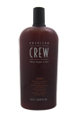 3 In 1 Shampoo & Conditioner & Body Wash by American Crew for Men - 33.8 oz Shampoo & Conditioner & Body Wash