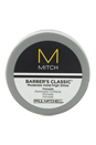 Mitch Barber's Classic Moderate Hold/High Shine Pomade by Paul Mitchell for Men - 0.35 oz Pomade