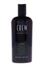 3-In-1 Tea Tree Shampoo & Conditioner & Body Wash by American Crew for Men - 8.4 oz Shampoo & Conditioner & Body Wash