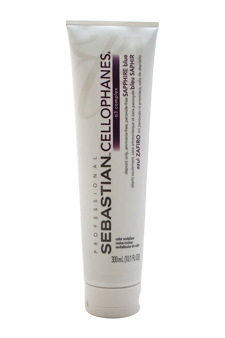 Cellophanes - Sapphire Blue by Sebastian Professional for Unisex - 10.1 oz Hair Color