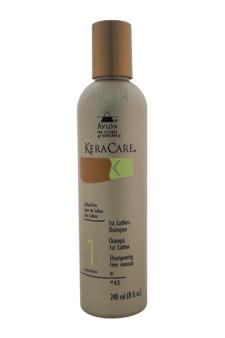 KeraCare 1st Lather Shampoo Sulfate Free