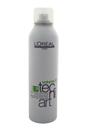 Tecni Art Volume Lift by L'Oreal Professional for Unisex - 8.45 oz Hair Spray
