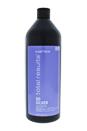 Total Results So Silver Shampoo by Matrix for Unisex - 33.8 oz Shampoo