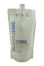 Blonde Icing 30 Volume Conditioning Cream Developer by Redken for Unisex - 33.8 oz Cream