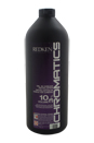 Chromatics Oil In Cream Developer - 10 Volume 3% by Redken for Unisex - 32 oz Cream